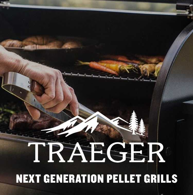 More about Traeger Grills at Handy Andy