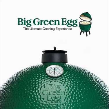 More info about big green egg grills