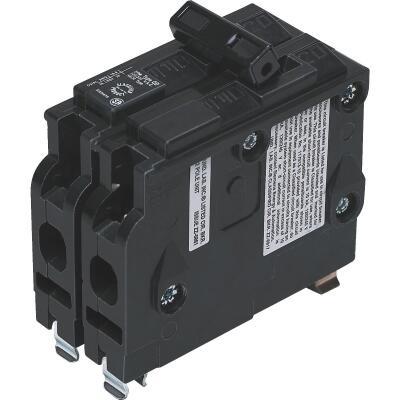 Connecticut Electric 60A Double-Pole Standard Trip Packaged Replacement Circuit Breaker For Square D