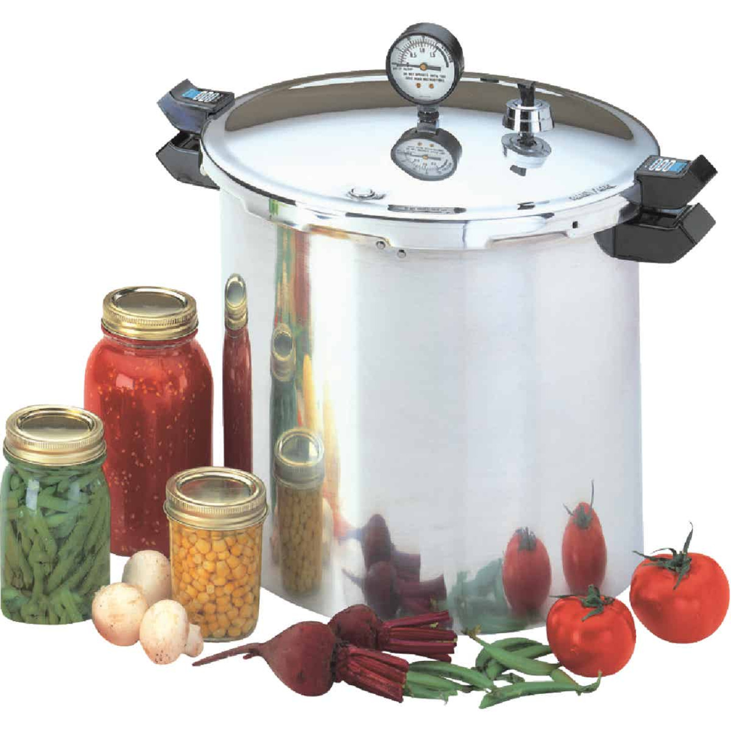 Presto 23 qt Presto Cooker and Canner Image 1