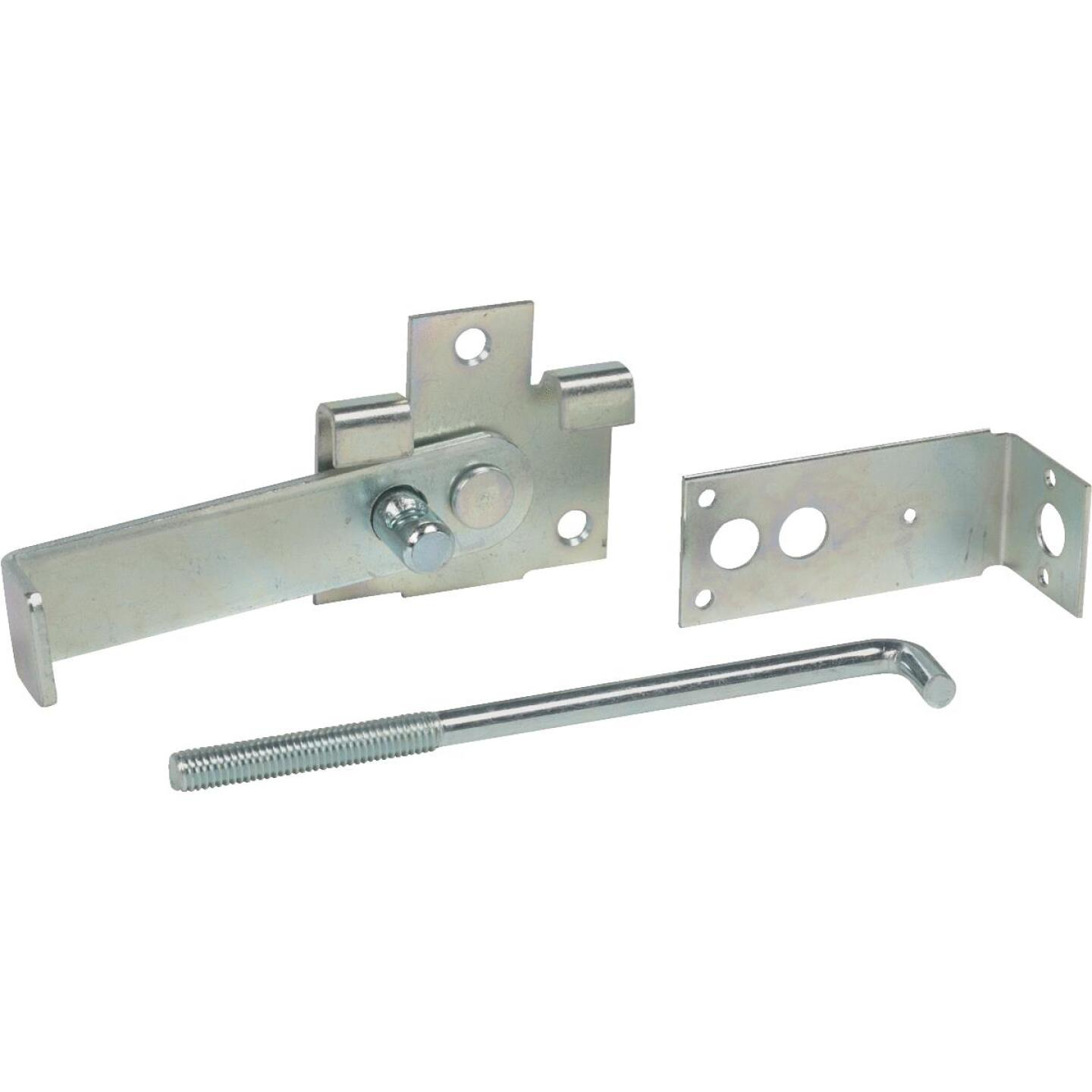 National Zinc-Plated 7 In. Steel Barn Door Latch Image 2