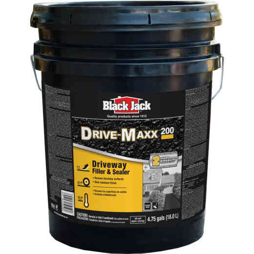 Black Jack Drive-Maxx 200 5 Gal. 2 Yr. Fast Dry Filler and Sealer